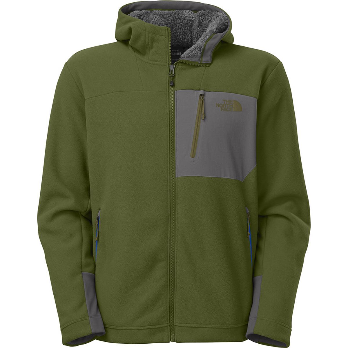 photo: The North Face Couloir Full Zip Hood fleece jacket