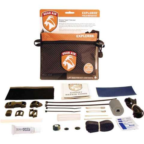 photo: Gear Aid Explorer Field Repair Kit repair kit
