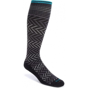 photo: Sockwell Chevron Compression Socks