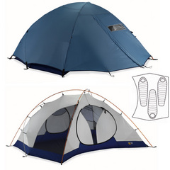 photo: Mountain Hardwear Alcove 3 three-season tent
