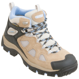 photo: Columbia Women's Packus Ridge Omni-Tech hiking boot