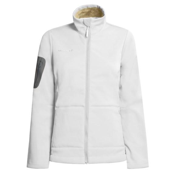 photo: Mammut Lhasa Jacket soft shell jacket