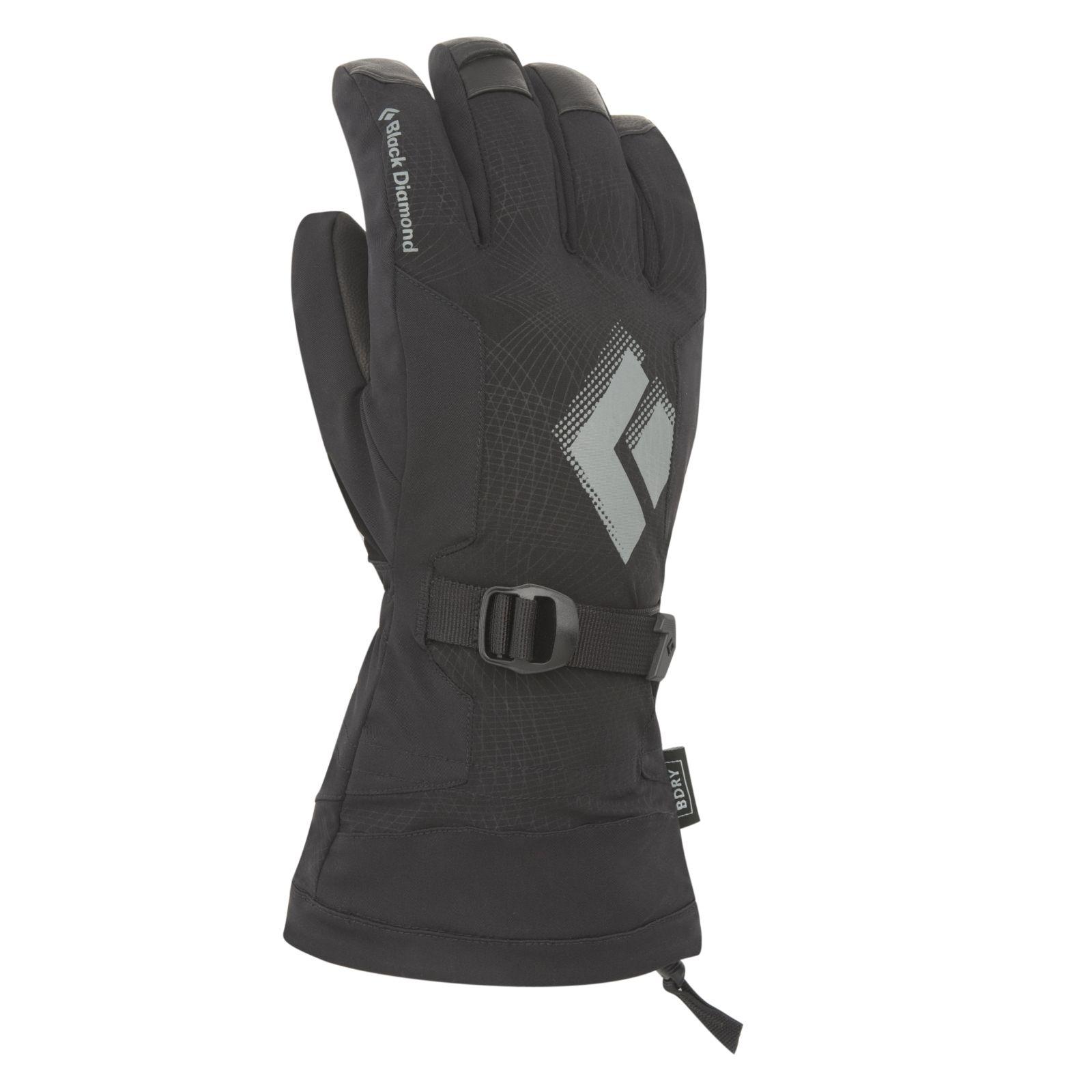 photo: Black Diamond Soloist Gloves insulated glove/mitten