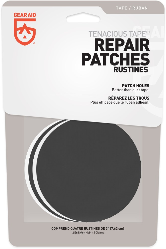 photo: Gear Aid Tenacious Tape Patches patch/tape