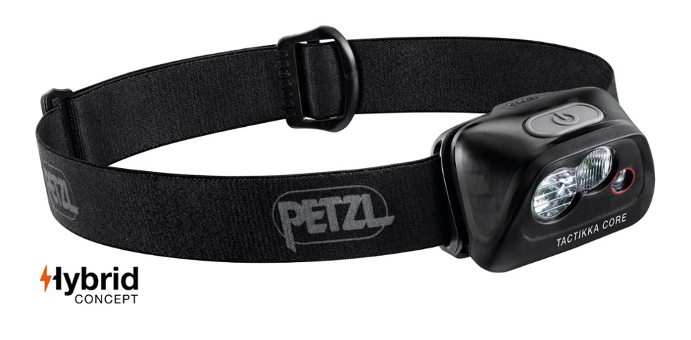 photo: Petzl TacTikka Core headlamp