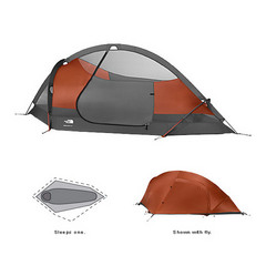 photo: The North Face Particle 13 three-season tent