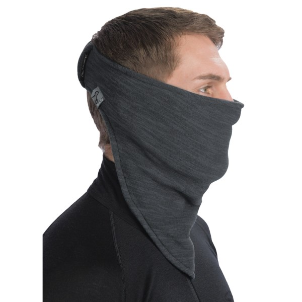 photo: Turtle Fur Polartec Stria Necky Neck Gaiter accessory