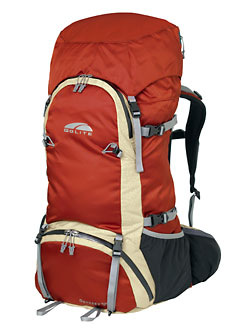 photo: GoLite Women's Odyssey expedition pack (4,500+ cu in)