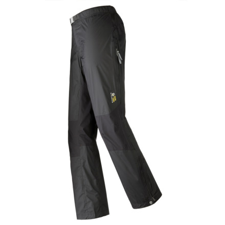 photo: Mountain Hardwear Women's Cohesion Pant waterproof pant