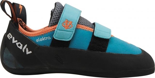 photo: evolv Elektra climbing shoe