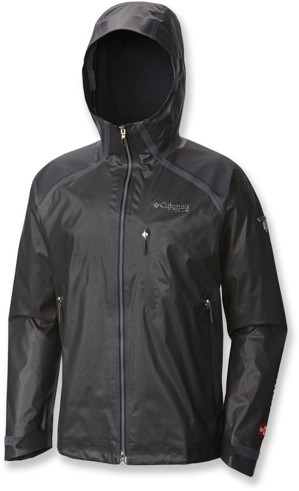 photo: Columbia Men's OutDry Ex Diamond Shell Jacket waterproof jacket