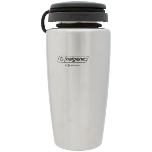 Nalgene 38oz Steel Backpacker Bottle