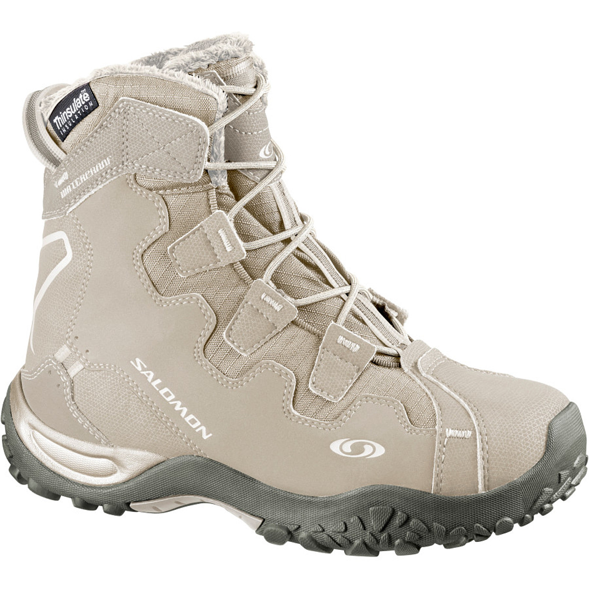 photo: Salomon Women's Snowtrip TS WP winter boot