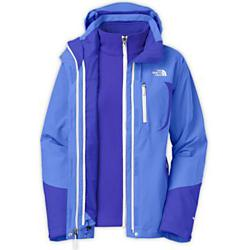 photo: The North Face Adele Triclimate component (3-in-1) jacket