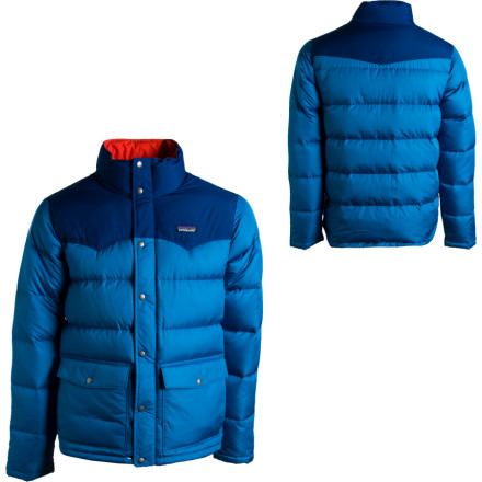 photo: Patagonia Slingshot Down Jacket down insulated jacket
