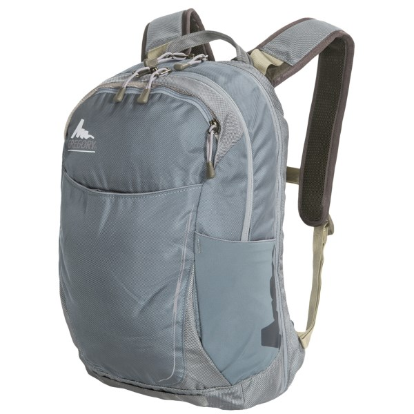 photo: Gregory Border 18 daypack (under 2,000 cu in)