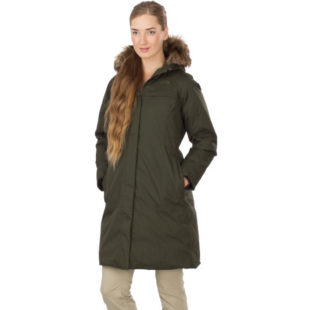 The North Face Arctic Parka Reviews - Trailspace.com