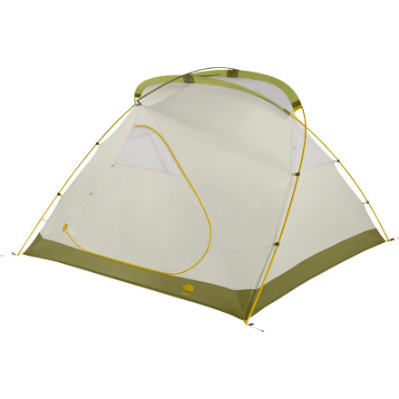photo: The North Face Bedrock 6 three-season tent