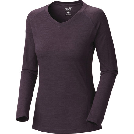 Mountain Hardwear Integral Long Sleeve Crew
