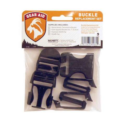 photo: Gear Aid Buckle Replacement Set repair kit