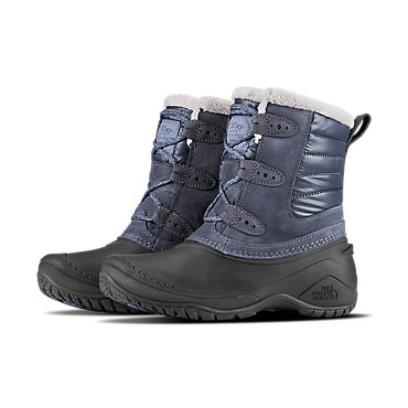 photo: The North Face Shellista II Shorty Boot winter boot
