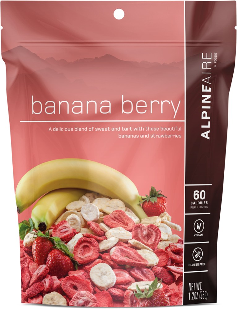 photo: AlpineAire Foods Banana Berry snack/side dish