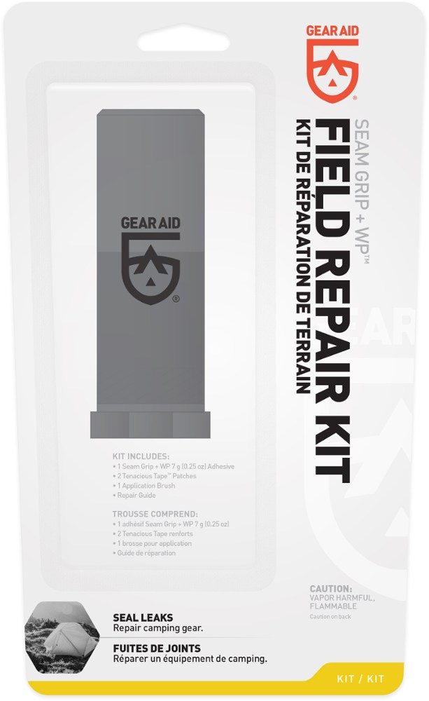 Gear Aid Seam Grip WP Field Repair Kit