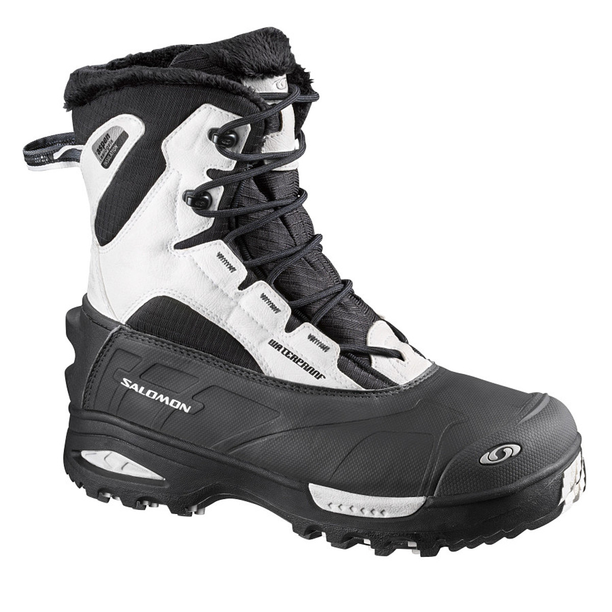 photo: Salomon Women's Toundra Mid WP winter boot
