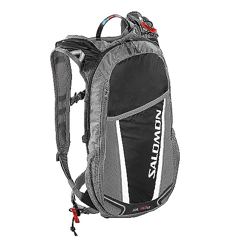 photo: Salomon XA 10+3 Exp Insulated Set Pack winter pack