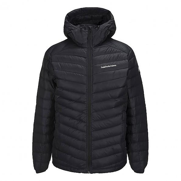 Peak Performance Frost Down Long Hooded Jacket