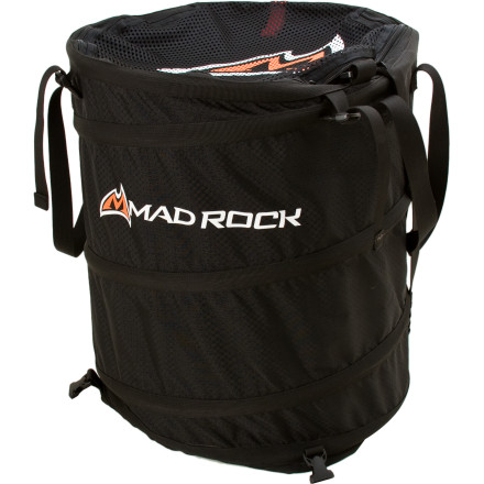 photo of a Mad Rock rope bag