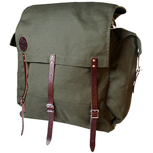 photo: Duluth Rutstrum Gear Cruiser Pack portage pack