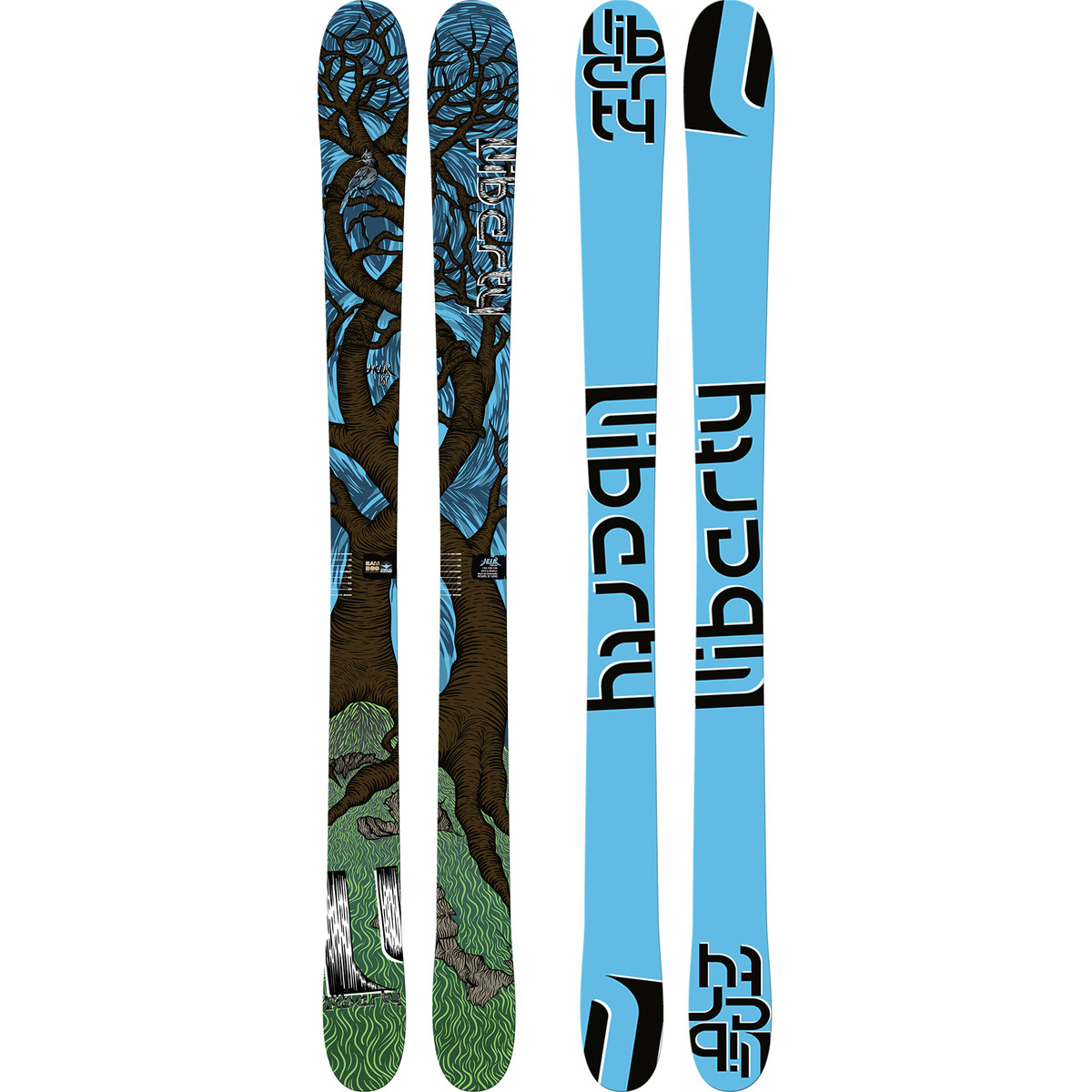 Liberty Skis Helix