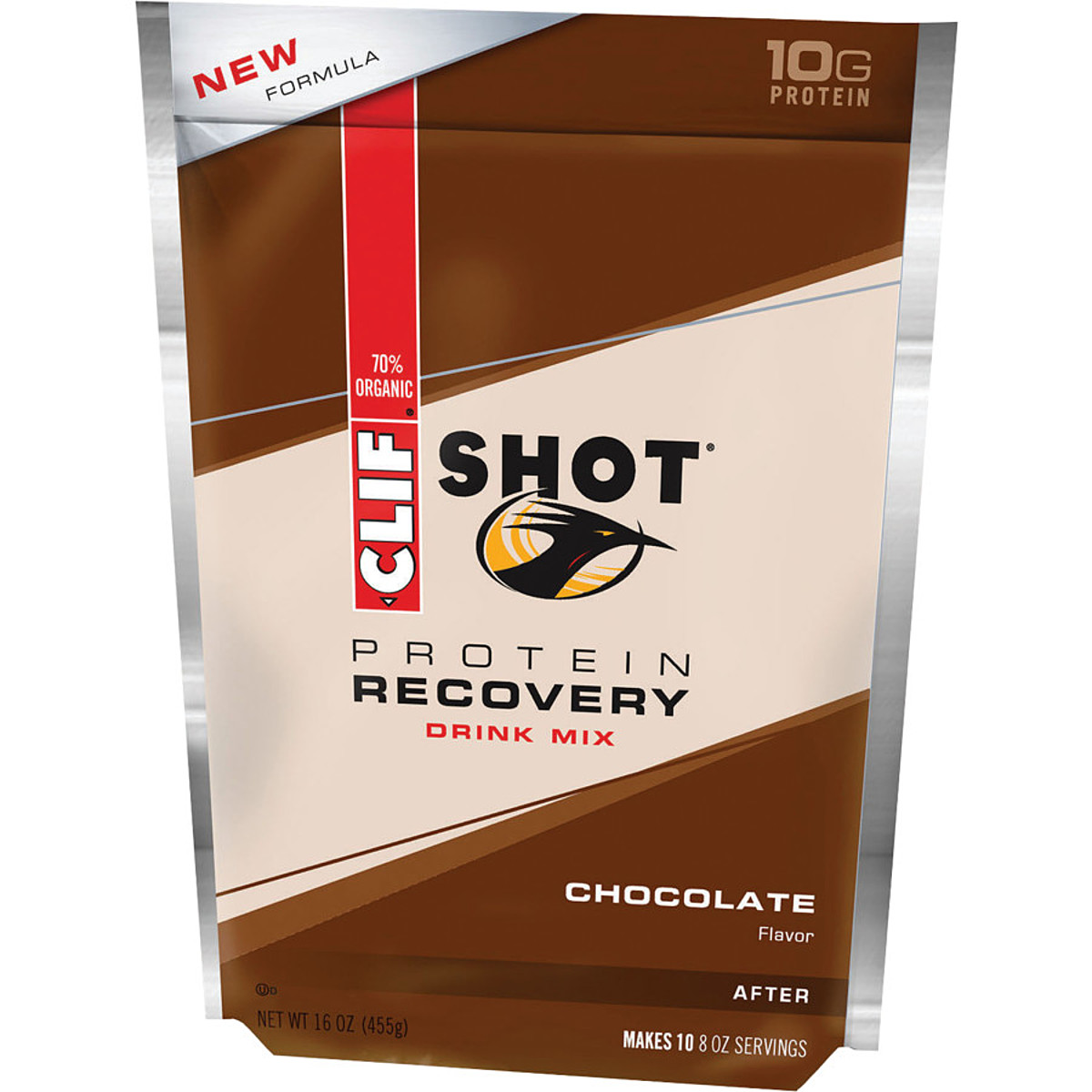 photo: Clif Shot Protein Drink drink
