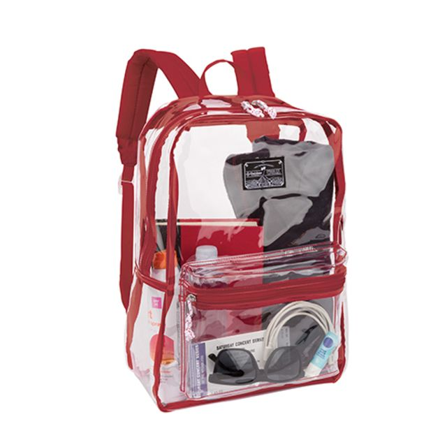Outdoor Products Clear Pass Daypack