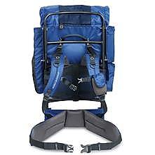 photo: High Sierra Bobcat 65 external frame backpack