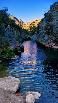Hutches-Pool-at-Sunset-in-Upper-Sabino-B