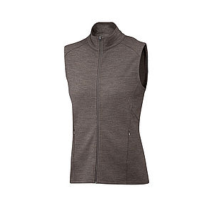 photo: Ibex Women's Shak Vest wool vest