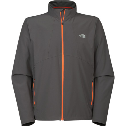 photo: The North Face Prolix Jacket soft shell jacket