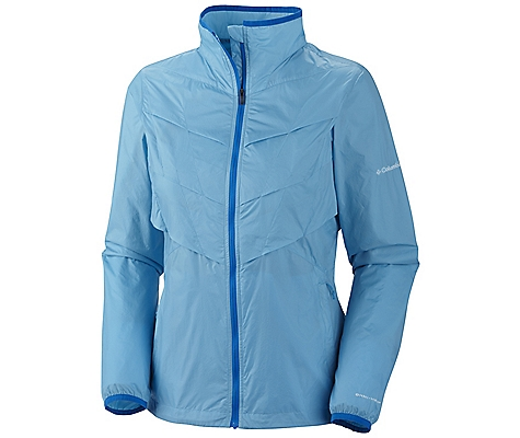 Columbia Kaleidaslope Windbreaker Jacket