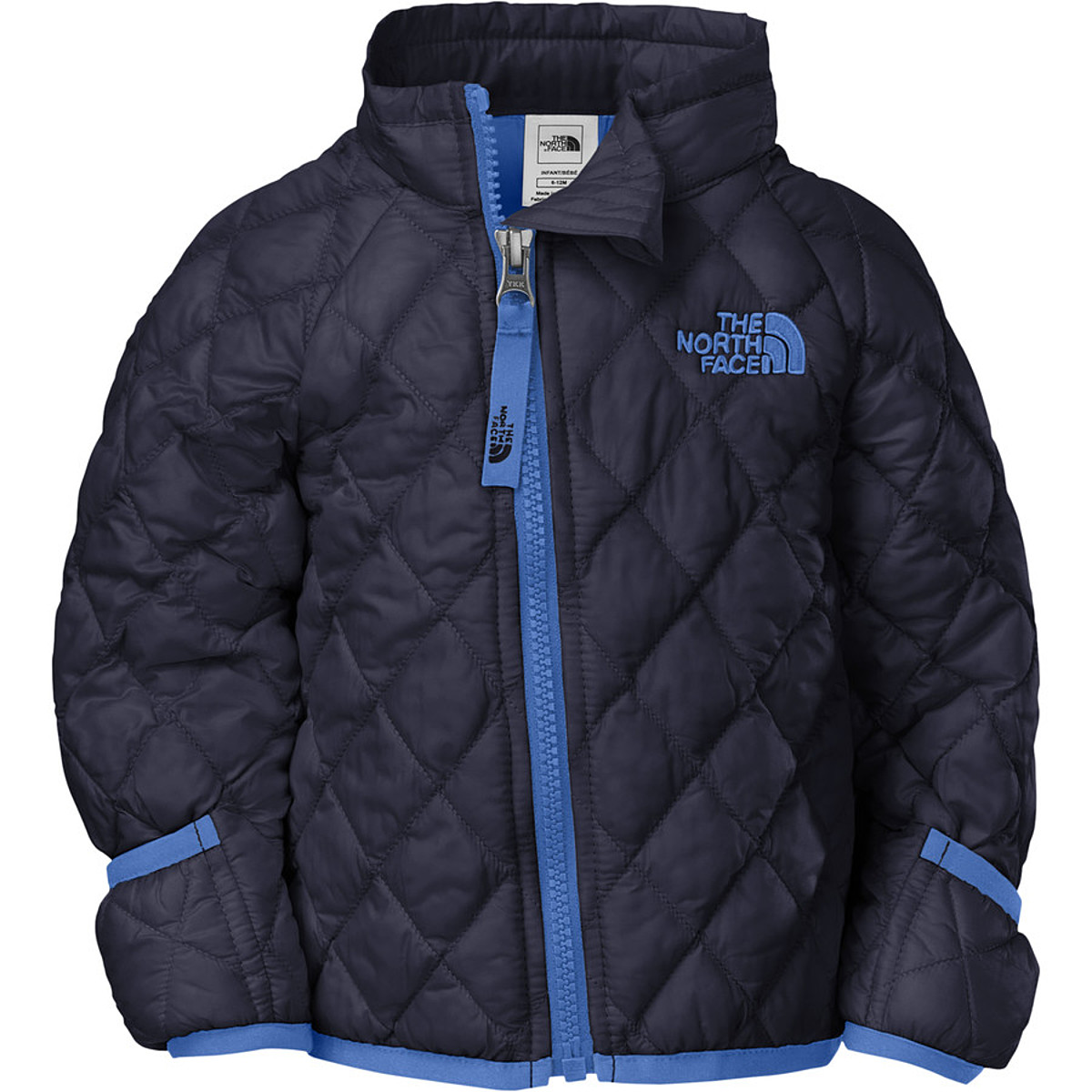 photo: The North Face Kids' Thermoball Full Zip Jacket synthetic insulated jacket