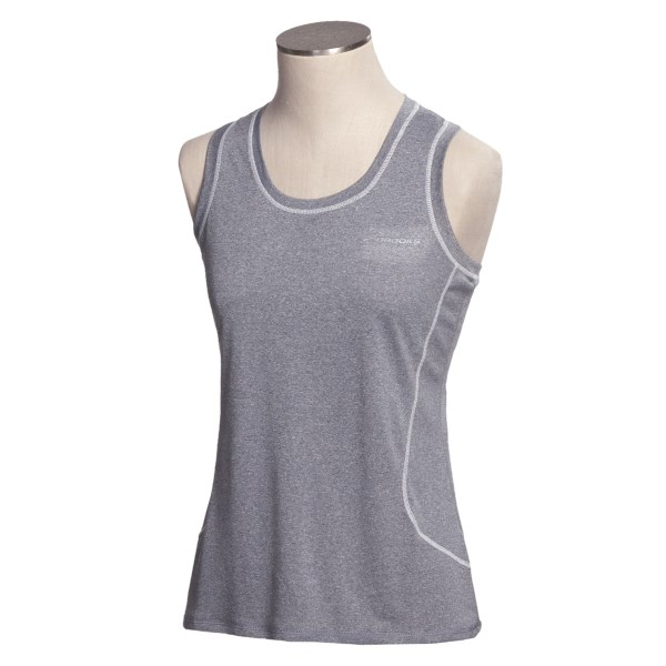 photo: Brooks Versatile EZ Racer Back short sleeve performance top