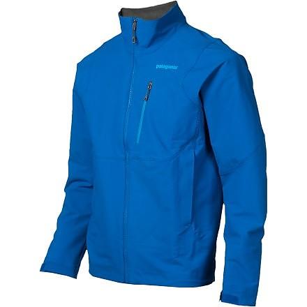 photo: Patagonia Alpine Guide Jacket soft shell jacket