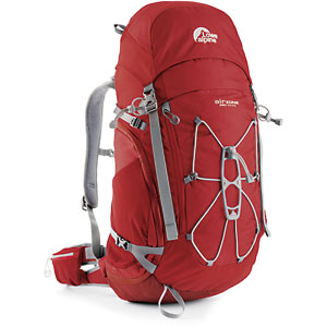 photo: Lowe Alpine AirZone Pro 45:55 overnight pack (2,000 - 2,999 cu in)