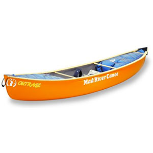 photo: Mad River Outrage whitewater canoe