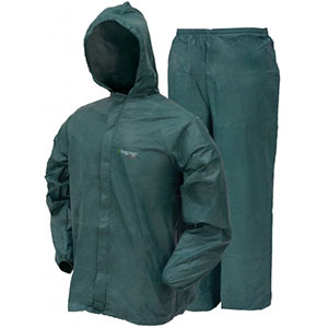photo: Frogg Toggs Ultra-Lite2 Rain Suit waterproof jacket