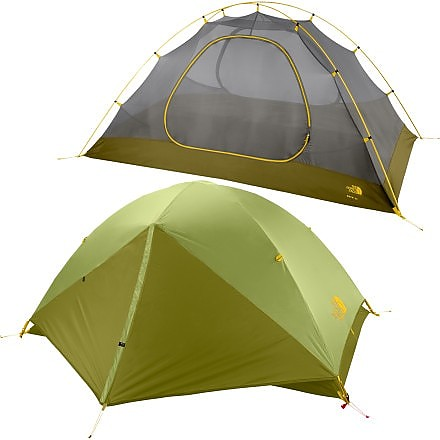 photo: The North Face Rock 22 three-season tent