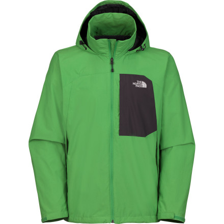 photo: The North Face Geosphere Jacket soft shell jacket