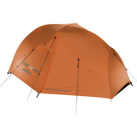 photo: Ferrino Emperor 2 four-season tent