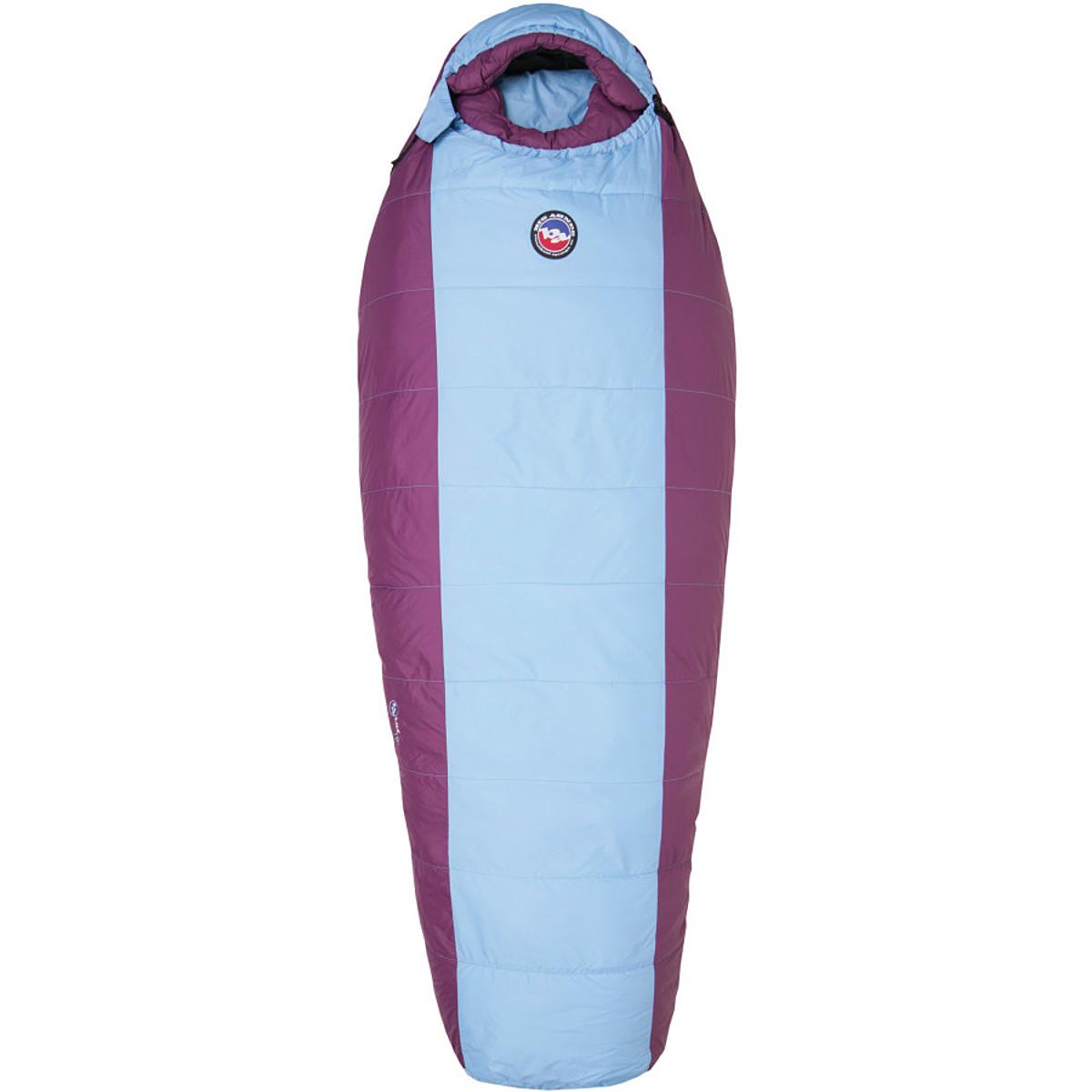 photo: Big Agnes Lily 3-season synthetic sleeping bag